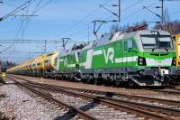 New Heavy-duty Locomotives are Being Prepared for Transportation of Russian Methanol in Finland